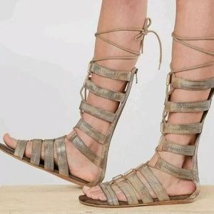 ROAN Rhea gladiator sandals BRAND NEW sz 5
